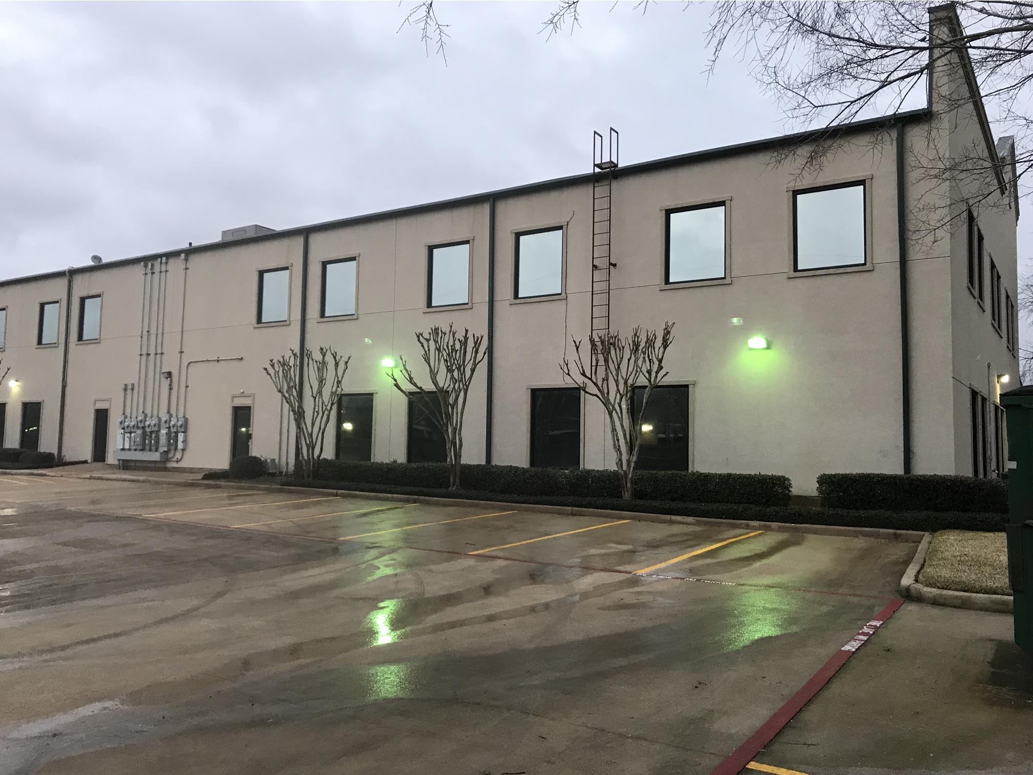 Commercial Pressure Washing, Houston TX