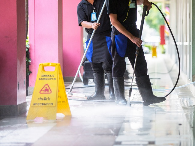 Exterior Cleaners Can Serve Your Commercial Pressure Washing Needs