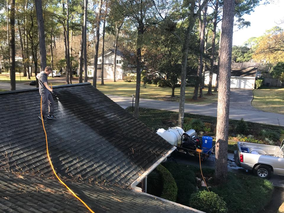 Roof Cleaning Can Increase the Curb Appeal of Your Home