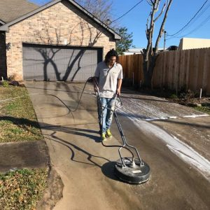 driveway-pressure-washing
