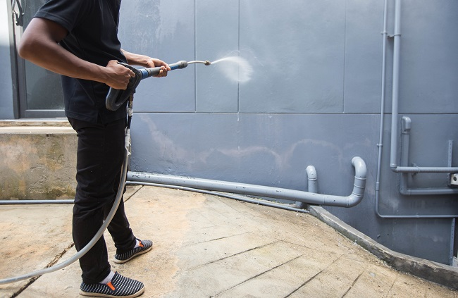 Benefits of Pressure Washing for Property Managers